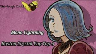 FFTCG - Deck Tech: Mono Lightning (Boston Crystal Cup Top 8) - Episode 7
