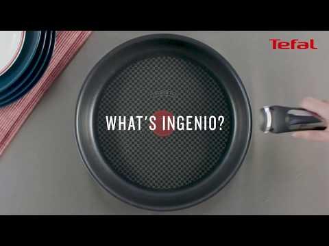 What's Ingenio? | Tefal Ingenio Cookware Range