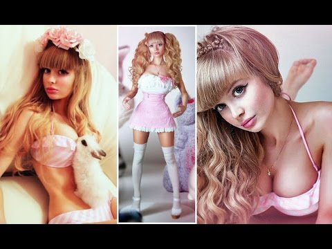New Human Barbie Angelica Kenova: Parents refuse to let her date & Claims never had cosmetic surgery