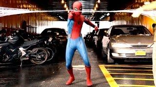 Человек-паук: Возвращение домой — Русский трейлер #3 (2017)