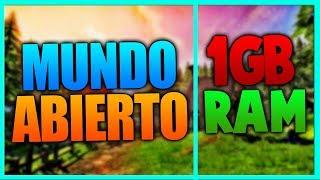 TOP 5 - JUEGOS DE MUNDO ABIERTO PARA PC CON 1GB DE RAM + LINK 2017