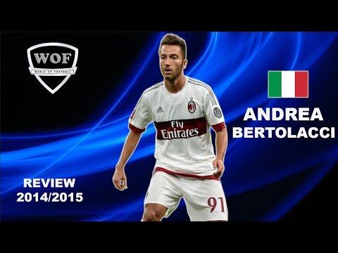 ANDREA BERTOLACCI ● Goals Skills Assists ● Genoa 2014/2015 |HD|