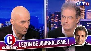 """Imitation de Jean-Jacques Bourdin - """"Ne jamais bosser mes interviews !"""" - C'est Canteloup"""