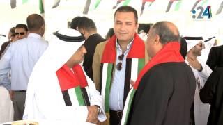 رقص وشعر في احتفال طلاب أبوظبي باليوم الوطني