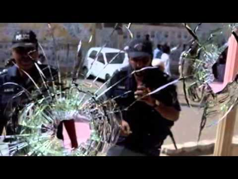 Unidentified Gunmen ATTACK KARACHI International AIRPORT   BREAKING NEWS MUST SEE