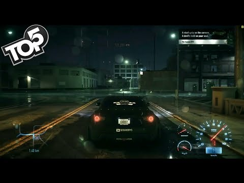 TOP 5 SPORTS RACING GAMES PS3,PS4,XBOX360,XBOX ONE,PC 2015 FULL HD