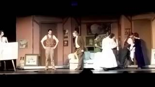 10 22 2016 Longhorn Theatre performance of Is He Dead first hour only