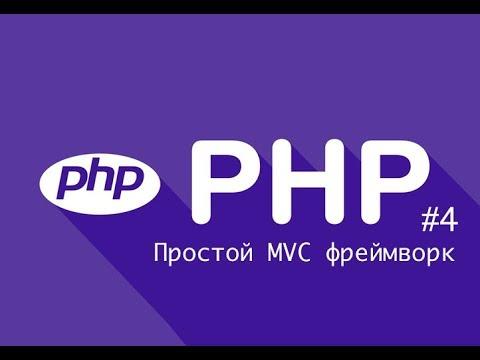 [PHP] Пишем простой MVC фреймворк. Виды и шаблоны. Класс View. Часть #4