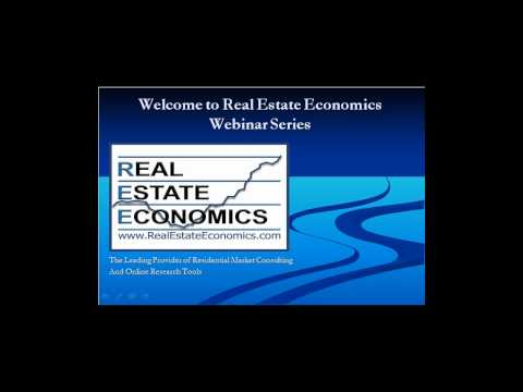 Texas Economic And Housing Market Forecasts (part 1 of 4)