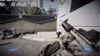 BATTLEFIELD3 GTX 680 All Low Settings