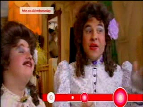 Little Britain: Robbie Williams: I'm a Lady