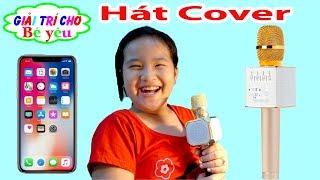BÉ HUYỀN HÁT COVER VĂN NGHỆ 20-11 | Singing to celebrate 20-11 | Giải trí cho Bé yêu ♥