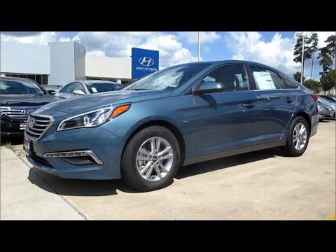 2015 Hyundai Sonata SE Full Review YouTube