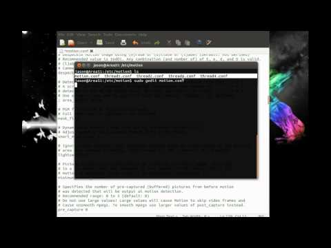 0 How to set up Motion video surveillance on a Linux system   Part 1