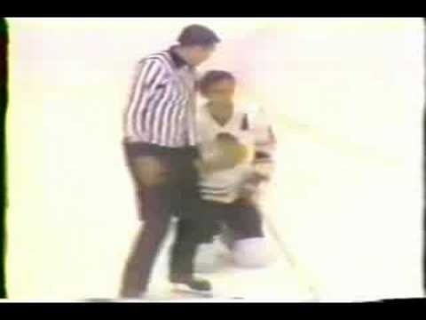 Bobby Orr Punches Stan Mikita Video