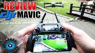 DJI MAVIC PRO WIRKLICH SO GUT? REVIEW - TEST  [Deutsch/German]