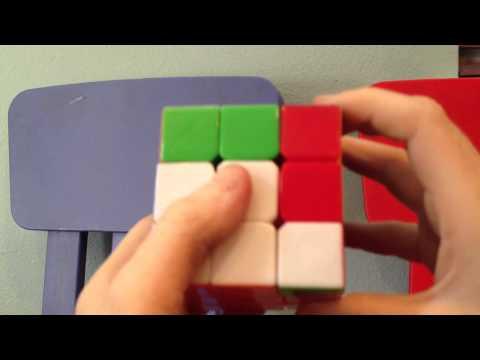 Rubik's Cube(sexy Move) video