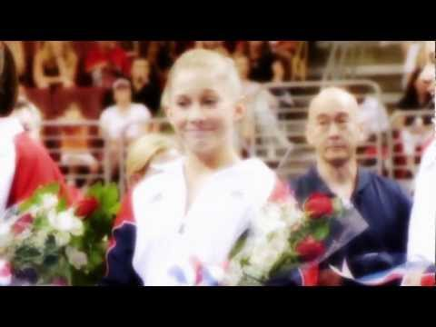 """Every Four Years"" - Women's Olympic Intro Video - 2012 Gymnastics Olympic Trials"
