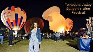 Tasteful Event — Temecula Valley Ballon & Wine Festival 2019