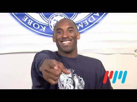 Kobe Bryant The Best Sport For Basketball Players Is Soccer