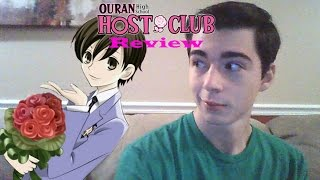Anime Review - Ouran Highschool Host Club
