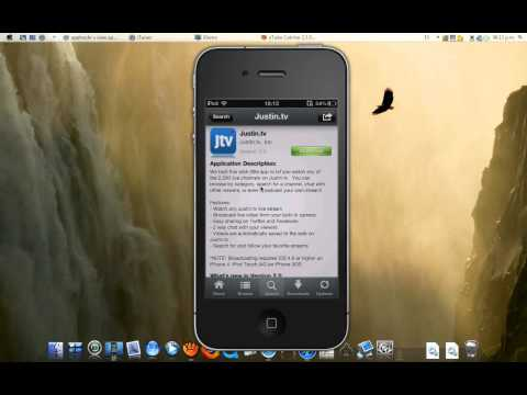 Ver TV en vivo desde tu iPhone o iPod touch