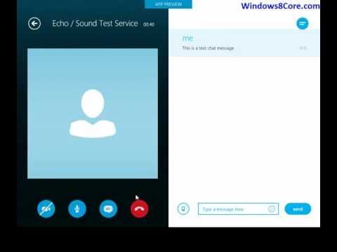 How to install Skype Metro for Windows 8 - Step-by-step guide