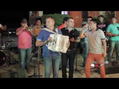 Los Nuevos Rebeldes Ft. Grupo Rebeldia Ft. Banda La Conquista - Iniciales EBF (En Vivo 2014)