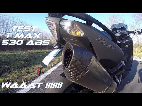 [FR] Test TMAX 530 ABS   C'est pas une moto mais ça WAATT !   Gavé Moto