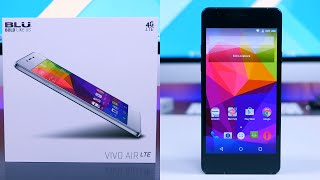 BLU Vivo Air LTE Unboxing and First Look