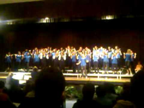 Manchester middle school - chorus
