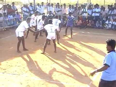Pappampatti Palani)tn State Match  Sastha Sportsclub (vanmathi Vs Junior Vennila video