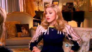 Madonna Video - Madonna - ABC NEWS NightLine (HQ VERSION) [PART 1]