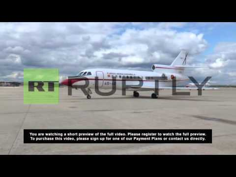 Spain: Journalists arrive home after Syrian hostage ordeal