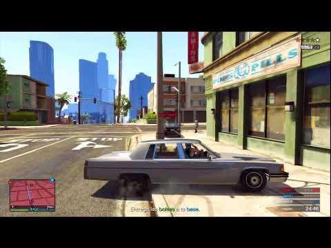 GTA 5 Online | 'NUEVO' 1.12 | Modo Captura! -