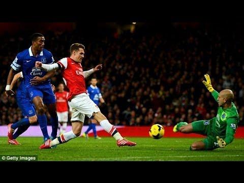 Arsenal-Everton 1-1 Özil & Deulofeu Goals end in draw! Review & Match Reaction