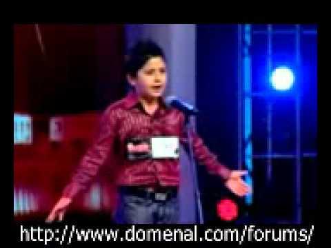 YouTube   الطفل الفلسطيني في برنامج المواهب العربية Arab Got Talent