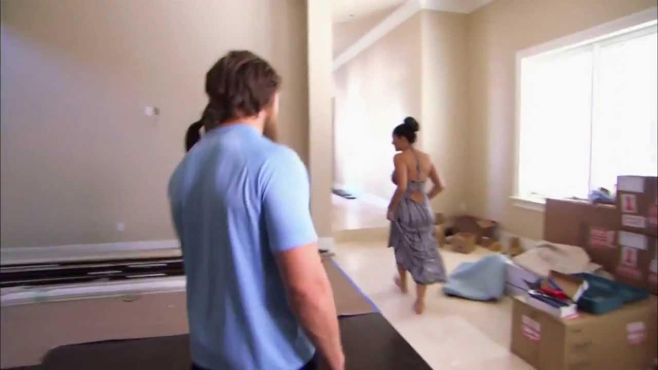 John Cena And Nikki Bella House Tour