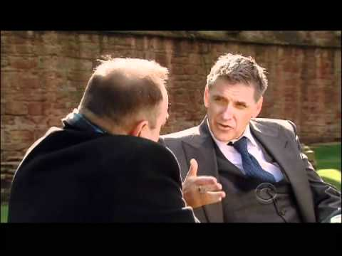 Craig Ferguson 5/15/12B Late Late Show in Scotland Arbroath Abbey & Alex Salmond