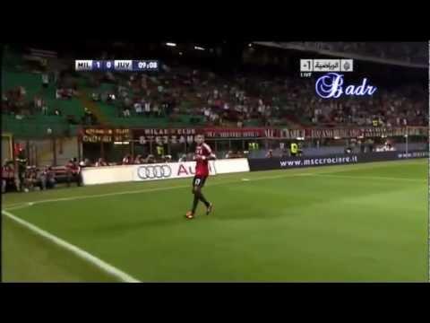 AC Milan 2 - 1 Juventus | 21\8\2011 | Berlusconi Cup