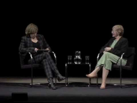 Maude Barlow with Laura Flanders, 17 February 2010 Video