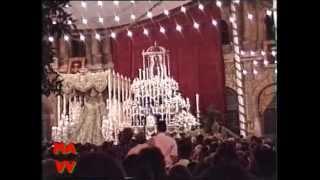TRASLADO MACARENA XXV ANIVERSARIO CORONACION. SEVILLA 1989