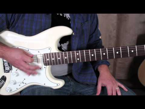 Blues Guitar Lessons - Inspired by