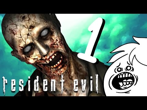 Oney Plays Resident Evil - PART 1 - Enter the Survival Horror
