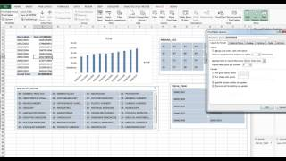 HOW TO DO DASHBOARDS in MICROSOFT EXCEL