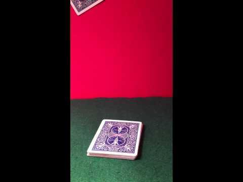 Tour de magie expliqué N°2