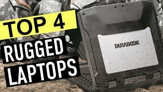 BEST 4: Rugged Laptops 2018