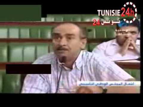 image vid�o نجيب حسني : أروع تدخل في المجلس الوطني التأسيسي