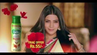 Samantha   Dabur Vatika coconut Hair Oil Ad HQ