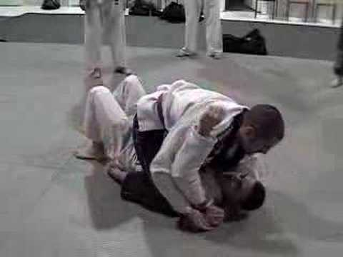 Brazilian Jiu Jitsu Half Guard Escape Drill Image 1